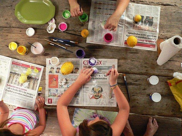 Easy Ways to Teach Art Appreciation to Children